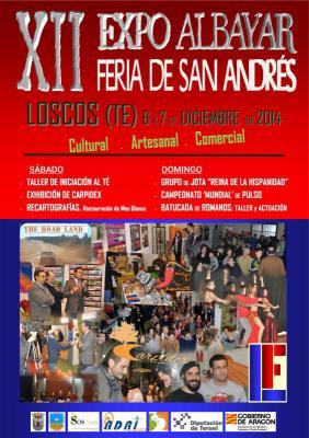 XII Feria de San Andrés – EXPO ALBAYAR