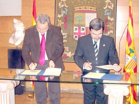 Acuerdo entre la DPT y MEDIO AMBIENTE para financiar obras