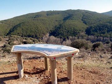 La señalización del río Nogueta resalta el patrimonio natural