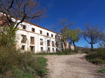 SEGURA DE BAÑOS. El Ayuntamiento adjudica las obras de recuperación del balneario