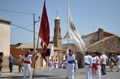 El Baile de San Roque en Ferreruela de Huerva