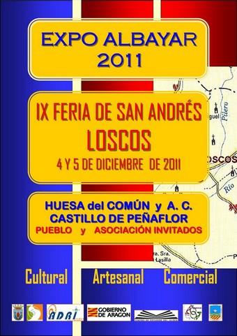 IX Feria de EXPO ALBAYAR, en Loscos